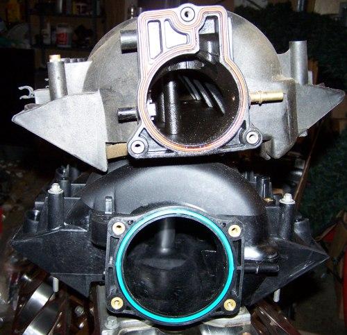 Original Ls6 Engine: LS1 Or LS2 Intake Manifold For LQ9?